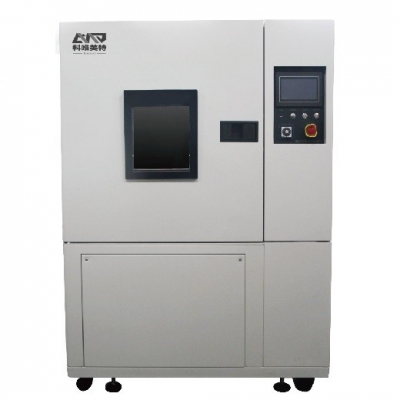 Rapid temperature test chamber
